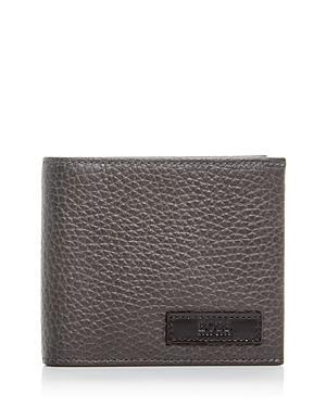 Boss Hugo Boss Trucker Leather Bifold Wallet