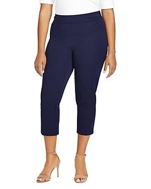 Lauren Ralph Lauren Plus Skinny Crop Pants