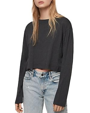 Allsaints Benno Cropped Tee