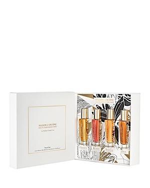 Lancome Maison Lancome Oud Travel Gift Set
