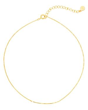 Gorjana Taner Bar Choker Necklace, 12