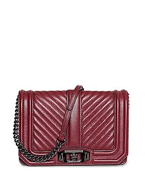 Rebecca Minkoff Love Small Quilted Crossbody