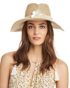 Eric Javits St Tropez Embellished Hat