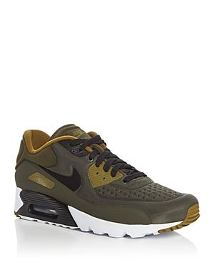 Nike Men's Air Max 90 Ultra Lace Up Sneakers