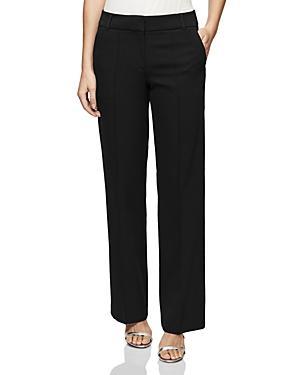 Reiss Leya Wide-leg Trousers