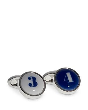 Babette Wasserman Polo Number Cufflinks