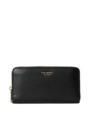 Kate Spade New York Spencer Leather Continental Wallet