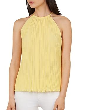 Ted Baker Lohloh Pleated Top