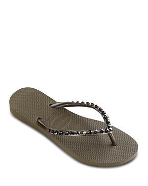 Havaianas Women's Slim Rock Mesh Flip-flops