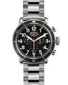 Shinola Runwell Chronograph Sport Watch, 48mm