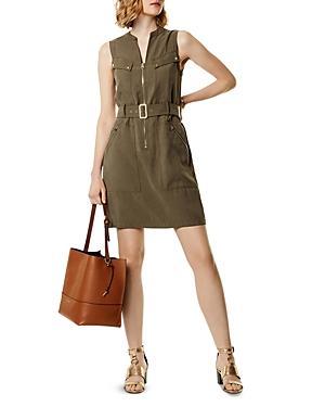 Karen Millen Belted Utility Dress