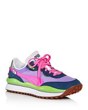 Puma Women's Style Rider Play On Low-top Sneakers
