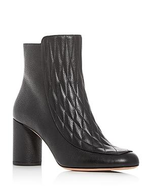Bally Women's Beverly Quilted High-heel Booties