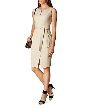 Karen Millen Belted Pencil Dress