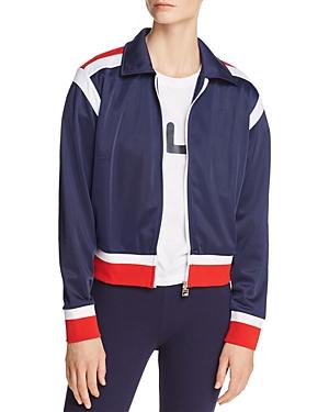 Fila Lizzie Embroidered Track Jacket
