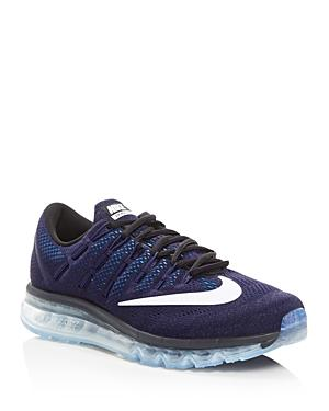 Nike Men's Air Max 2016 Lace Up Sneakers