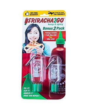 Sriracha2go Hot Sauce Key Chain