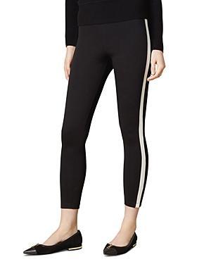 Karen Millen Side-stripe Leggings