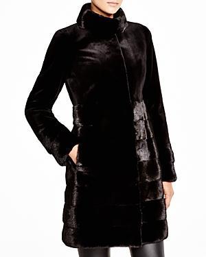 Maximilian Sheared Mink Coat - 100% Exclusive