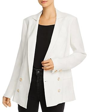 Paige Rosette Double-breasted Blazer