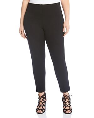 Karen Kane Plus Piper Skinny Crop Pants