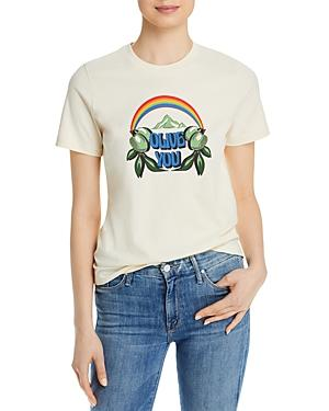 Tory Burch Olive You Tee