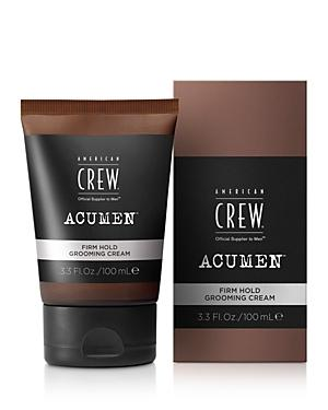 American Crew Acumen Firm Hold Grooming Cream - 100% Exclusive