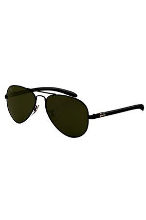 Ray-ban Aviator Carbon Fibre