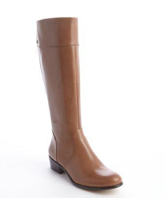 Corso Como Brandy Leather Stitched 'samual A' Tall Boots