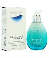 Biotherm Biotherm Aqua Source Deep Serum Deep Moisture And Light Concentrate - All Skin Types For Unisex 1.69 Oz Serum