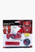 Boohoo Halloween Devil Makeup Kit