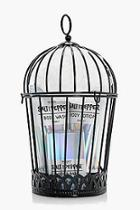 Boohoo Salt And Pepper Bath Birdcage Set