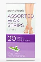 Boohoo 20 Assorted Wax Strips