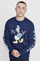 Boohoo Disney Donald Duck Nyc Sweater