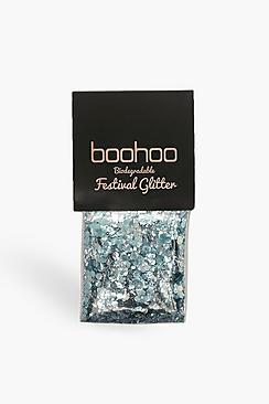 Boohoo Biodegradeable Glitter Bag