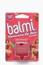 Boohoo Balmi Cherry Lip Balm