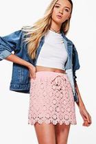 Boohoo Freyja Skater Skirt