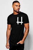 Boohoo Short Sleeve Taped Pocket T-shirt