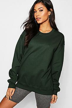 Boohoo Oversized Sweat