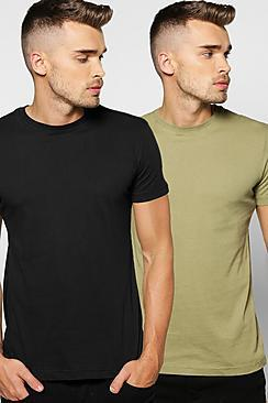 Boohoo 2 Pack T Shirts