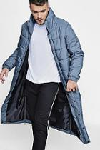 Boohoo Longline Puffer Coat