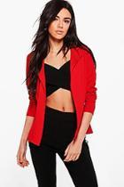 Boohoo Karina Tailored Blazer