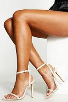 Boohoo Pointed Toe Stiletto Heels