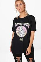 Boohoo Plus Bethany Princess Of The Castle Belle Tee