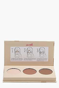 Boohoo Barry M Chisel Cheeks Contour Kit