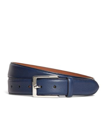 Brooks Brothers Deerskin Belt