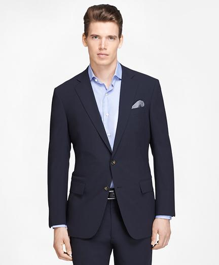 Brooks Brothers Regent Fit Brookscool Navy Suit
