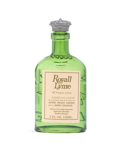 Brooks Brothers Royall Lyme 4 Oz. Lotion Eau De Toilette