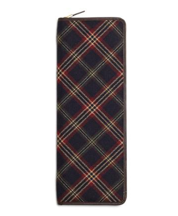 Brooks Brothers Men's Brooks Brothers Signature Tartan Tie Case