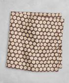 Brooks Brothers Golden Fleece Linen Pocket Square